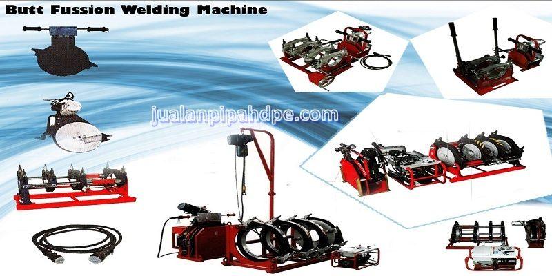 Distributor Mesin Penyambung Pipa HDPE