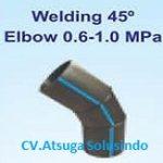 elbow-45-segmented