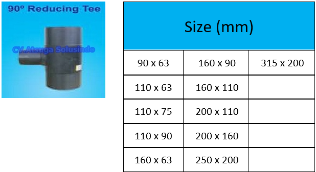 reducing-tee-injection